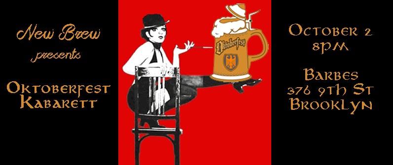 new brew kabarett