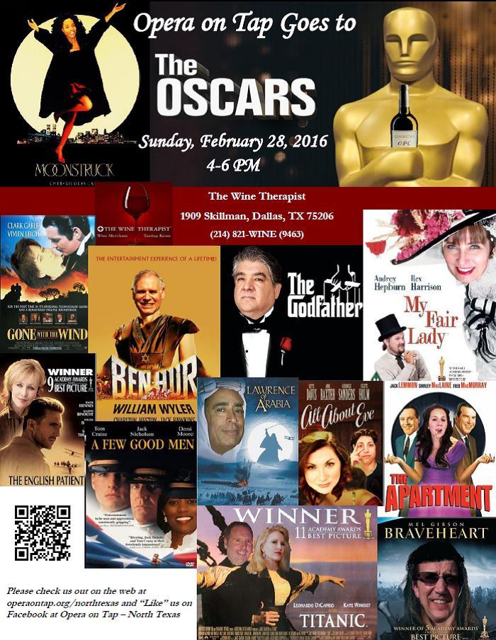 Oscar Flyer