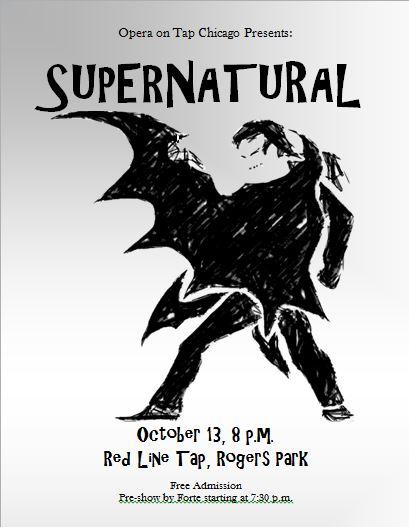 October 2015 Supernatural