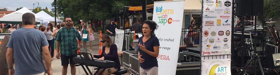 DONATE | Opera on Tap COLORADO