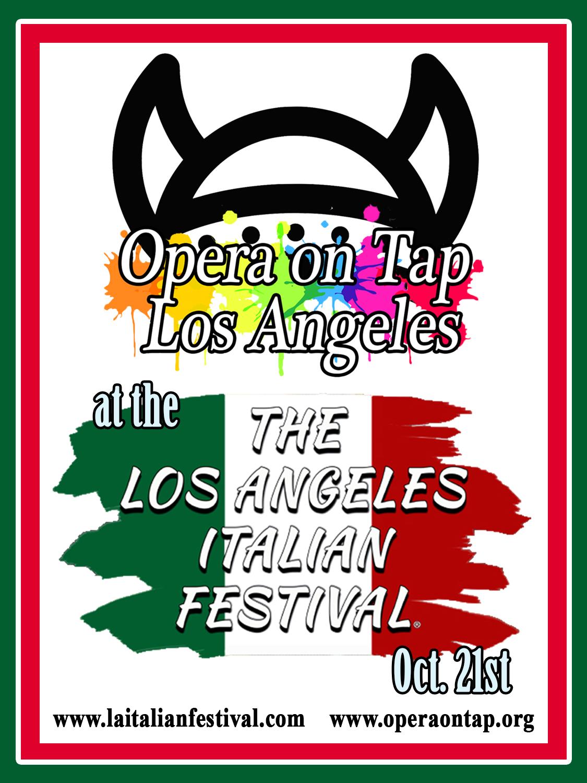 OOT LA and the Los Angeles Italian Festival